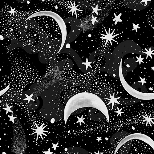 Candace Black Night Sky