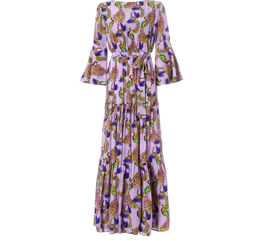 Mimi Dress – Violet Peacocks
